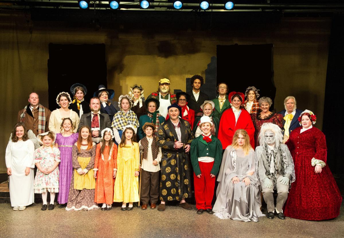 'A Christmas Carol: The Musical'