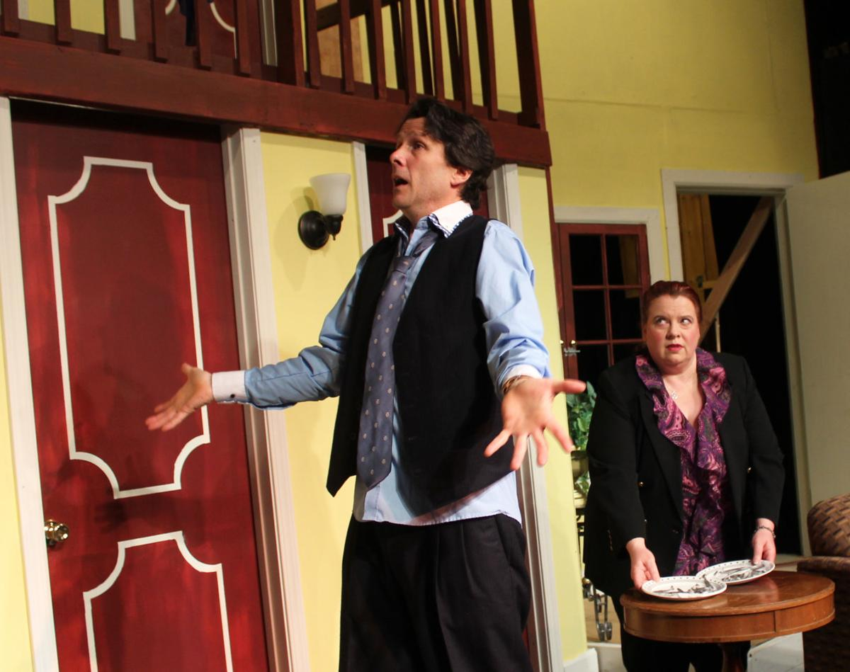 Coaster sets stage for laughs 'Noises Off' spins comic mayhem in Cannon Beach from March 16 to April 21