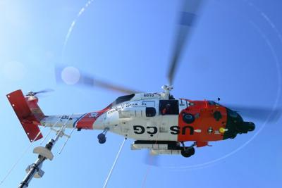 Coast Guard rescues two kayakers near Haystack Rock
