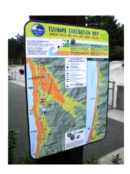Tsunami practice walk planned for Cannon Beach