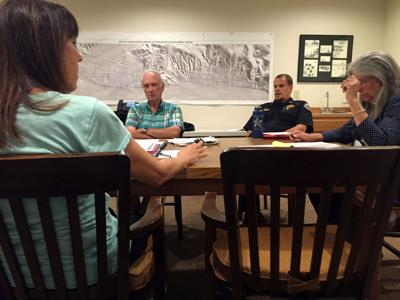 Change could come to emergency preparedness committee