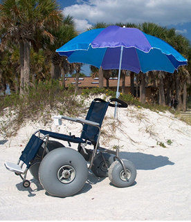 Cannon Beach wants disabled beachgoers to get to roll