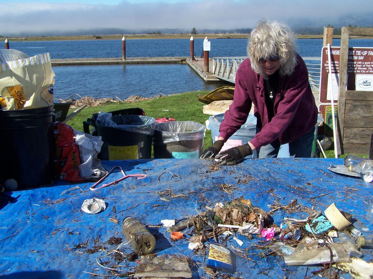 Nehalem Bay Estuary Cleanup returns