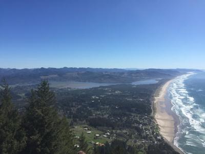 Guided hike up Neah-Kah-Nie Mountain