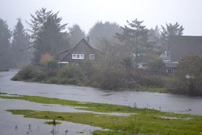 Flooding, erosion in wake of storms
