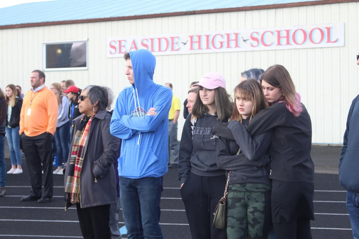 Seaside students share message of respect