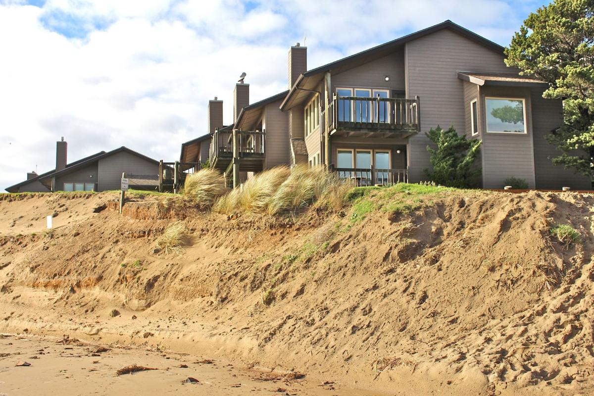 Breakers Point may use riprap to stabilize condo