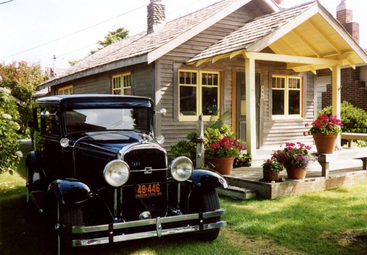 Cottage tour