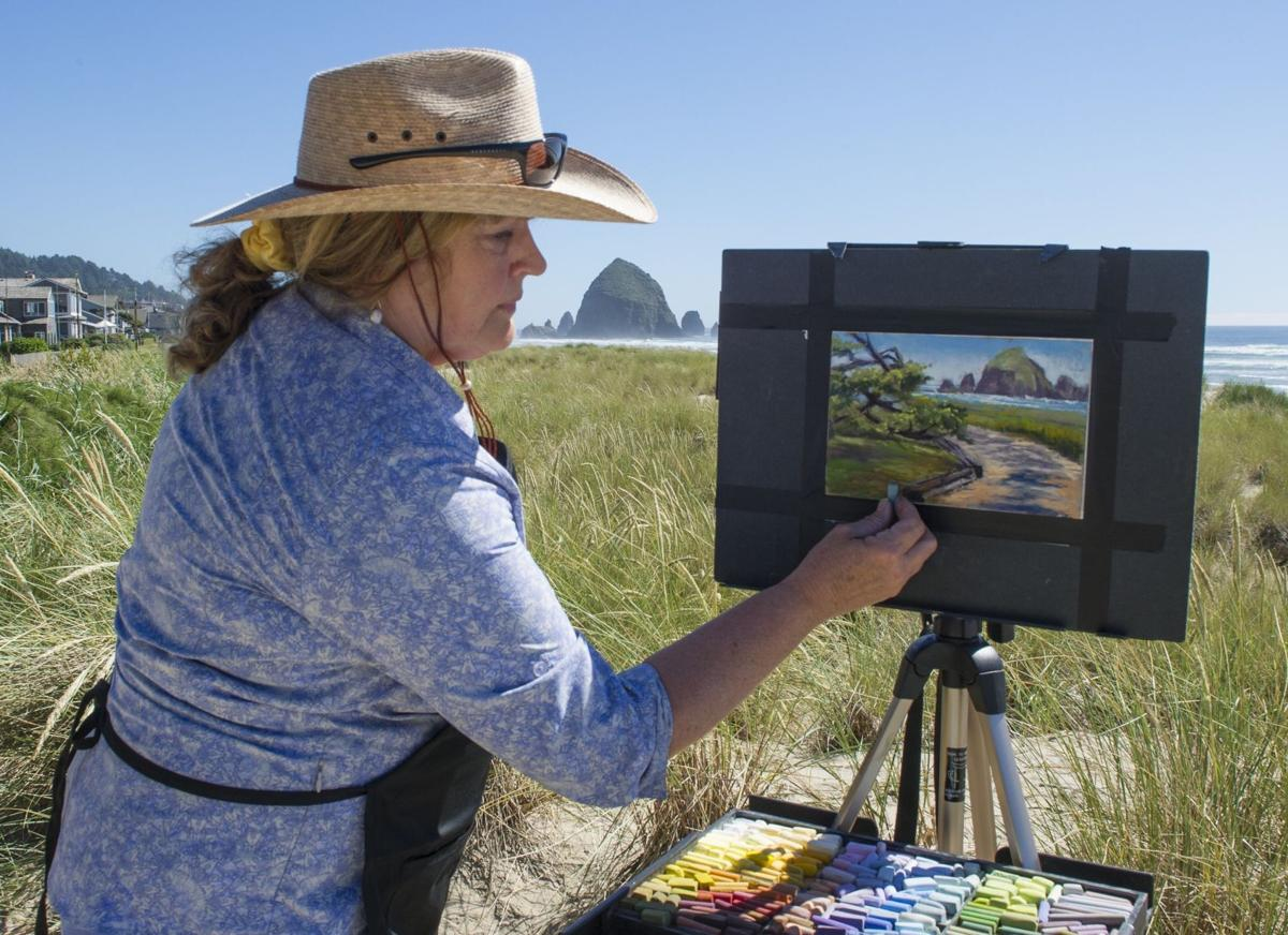 Experience Cannon Beach through the eyes of artists
