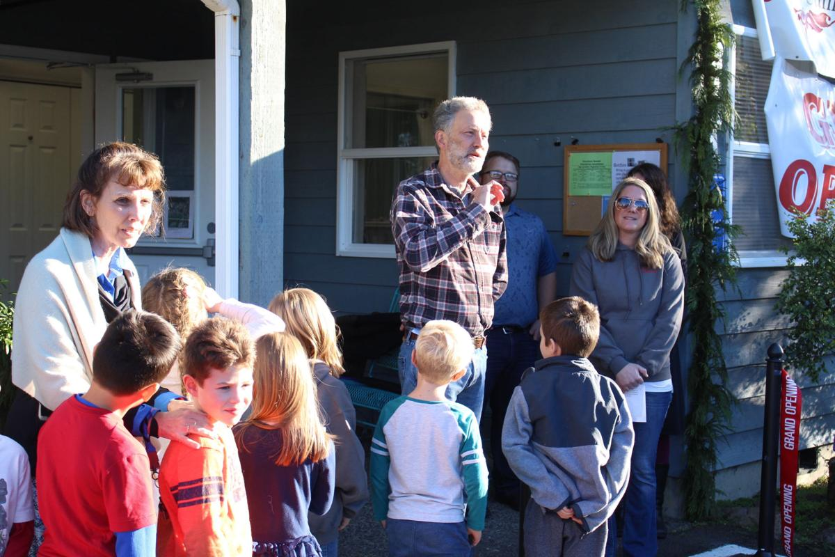 Cannon Beach Academy celebrates grand opening