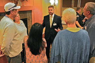 Brant Kucera hired as new city manager