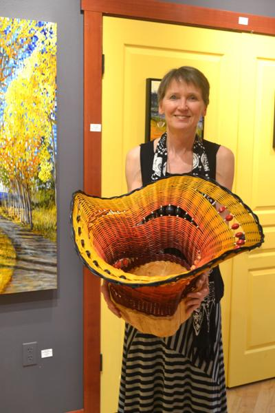 5 minutes with... Eeva Lantela of DragonFire Gallery