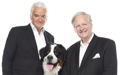 Local resident David Frei co-hosting national dog shows on TV