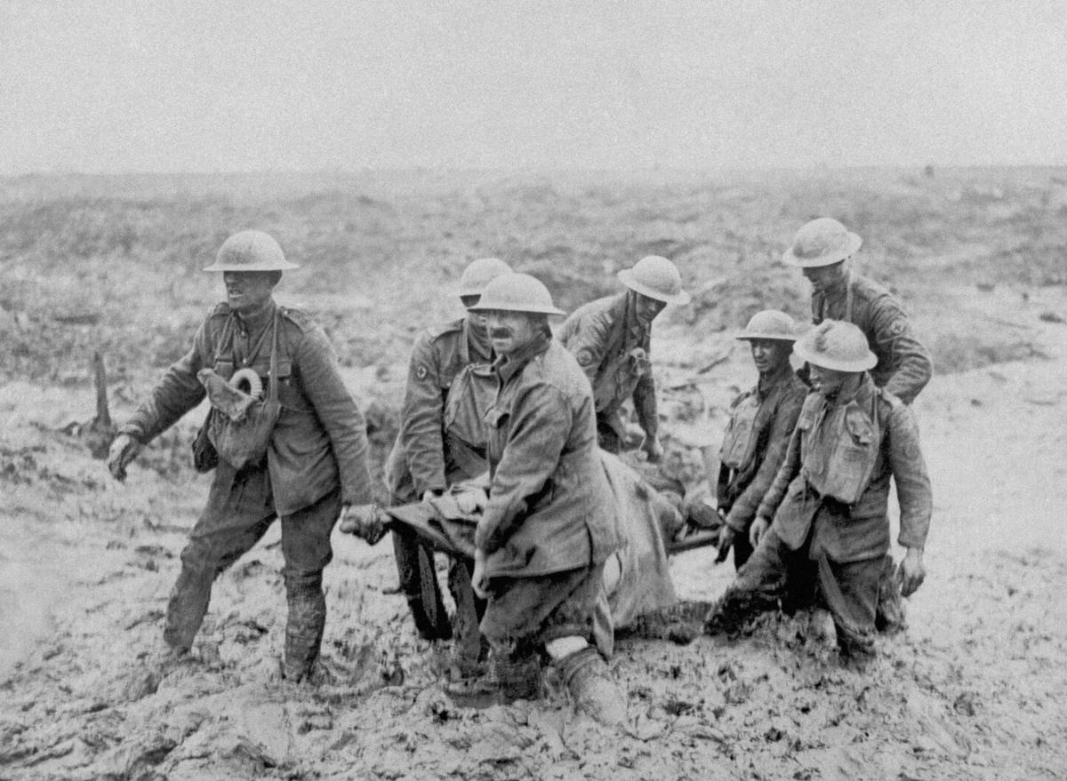 Imagining the Great War, a century later