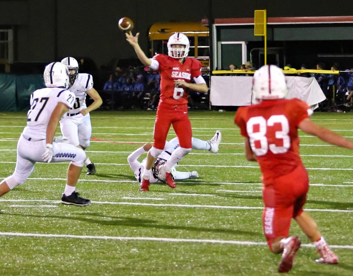 No. 2 Banks holds off No. 1 Seaside in Cowapa thriller