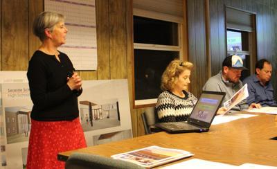 School board forum ahead