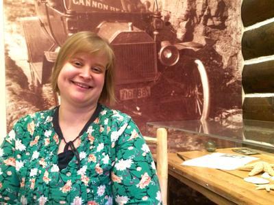 Liz Johnson makes 'area special'