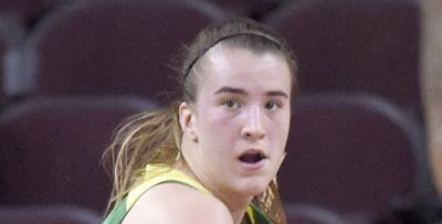 Oregon's Sabrina Ionescu