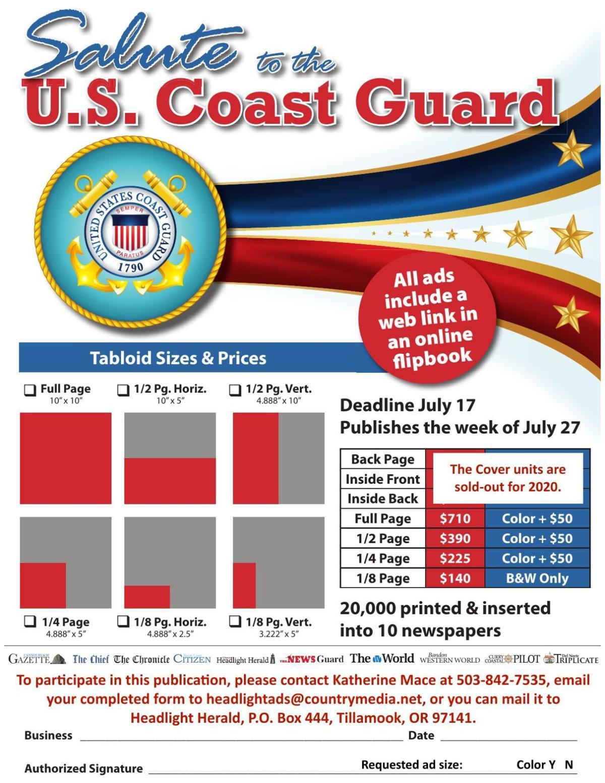 Salute to the US Coast Guard