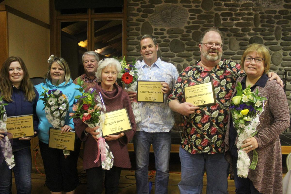 Cannon Beach chamber celebrates 'incredible year'