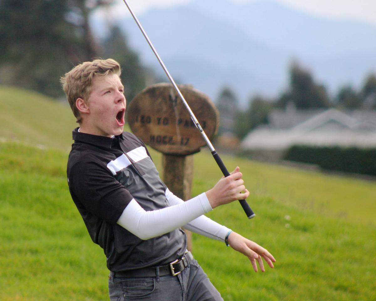 Boys golf: Seaside defeats Astoria in Clatsop Clash on the course