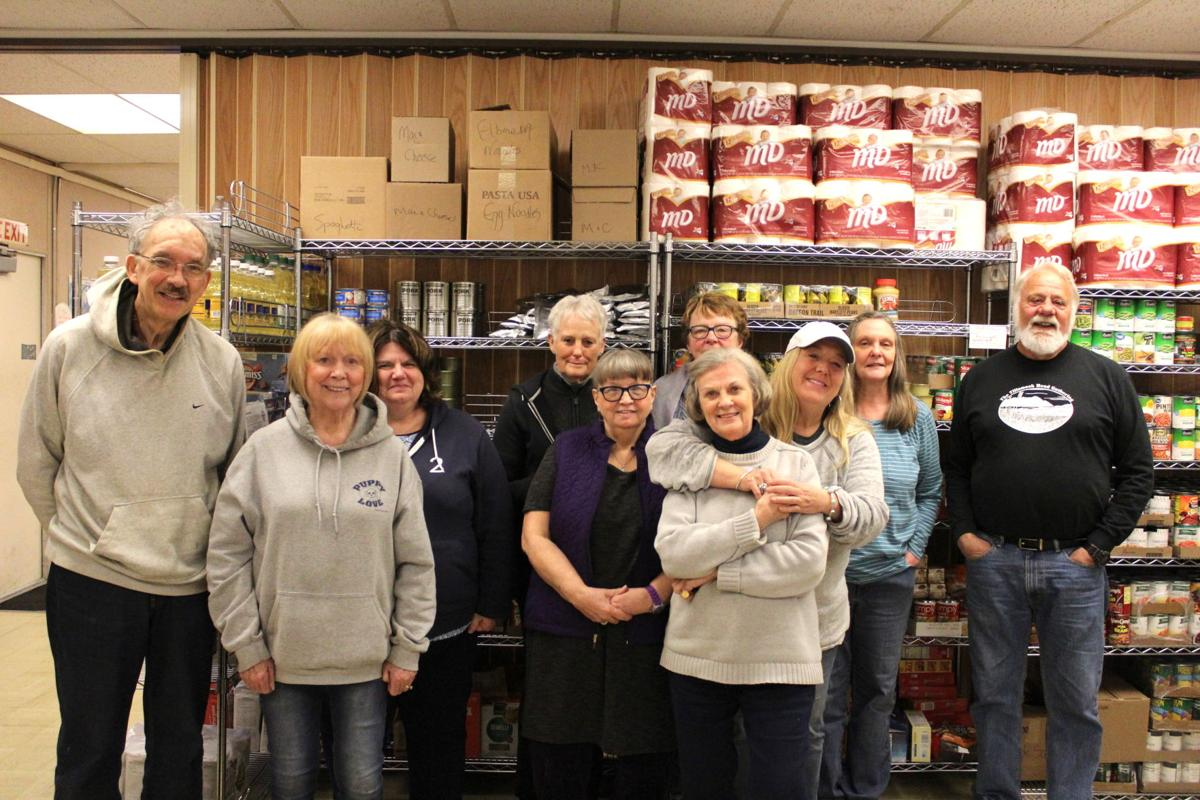 Celebrating 10 years at the Cannon Beach Food Bank