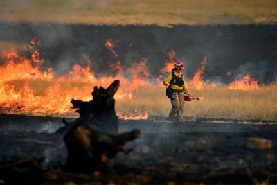 Wildfire risks