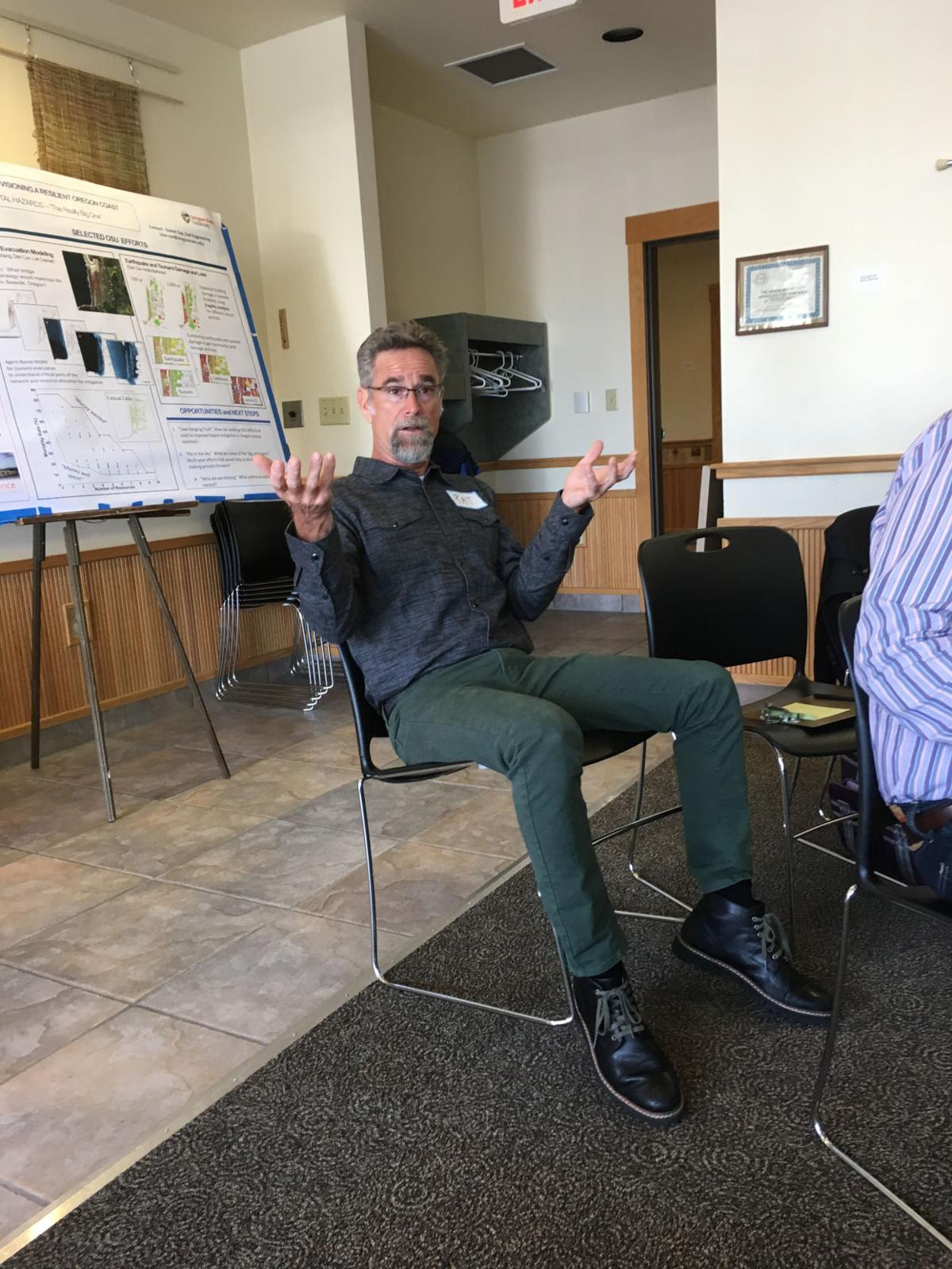 Coastal needs ripe for research funding