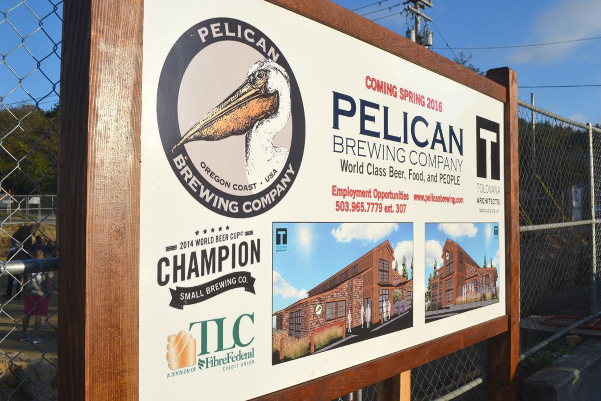 Pelican Brewing lifts off in Cannon Beach
