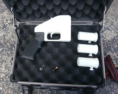 Oregon joins lawsuit over 3-D printed guns