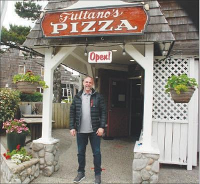 Fultano's pizza eases pandemic's bite