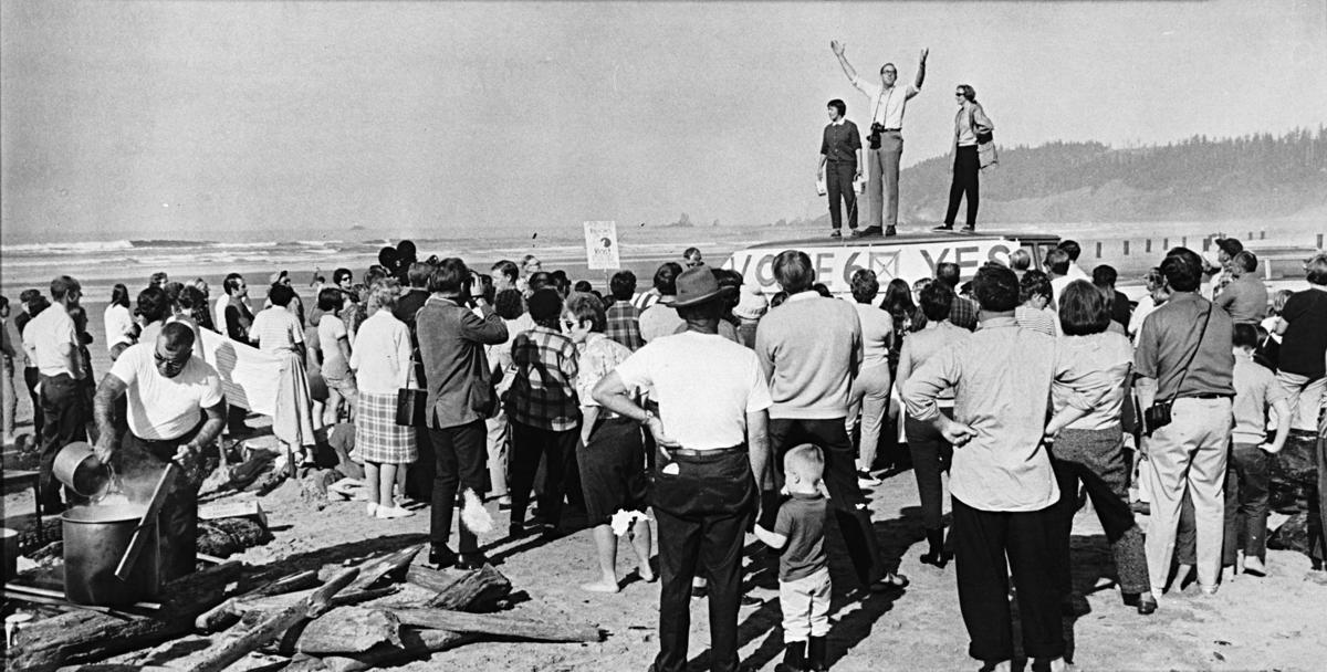 'Kick Ass Oregon History' comes to Cannon Beach