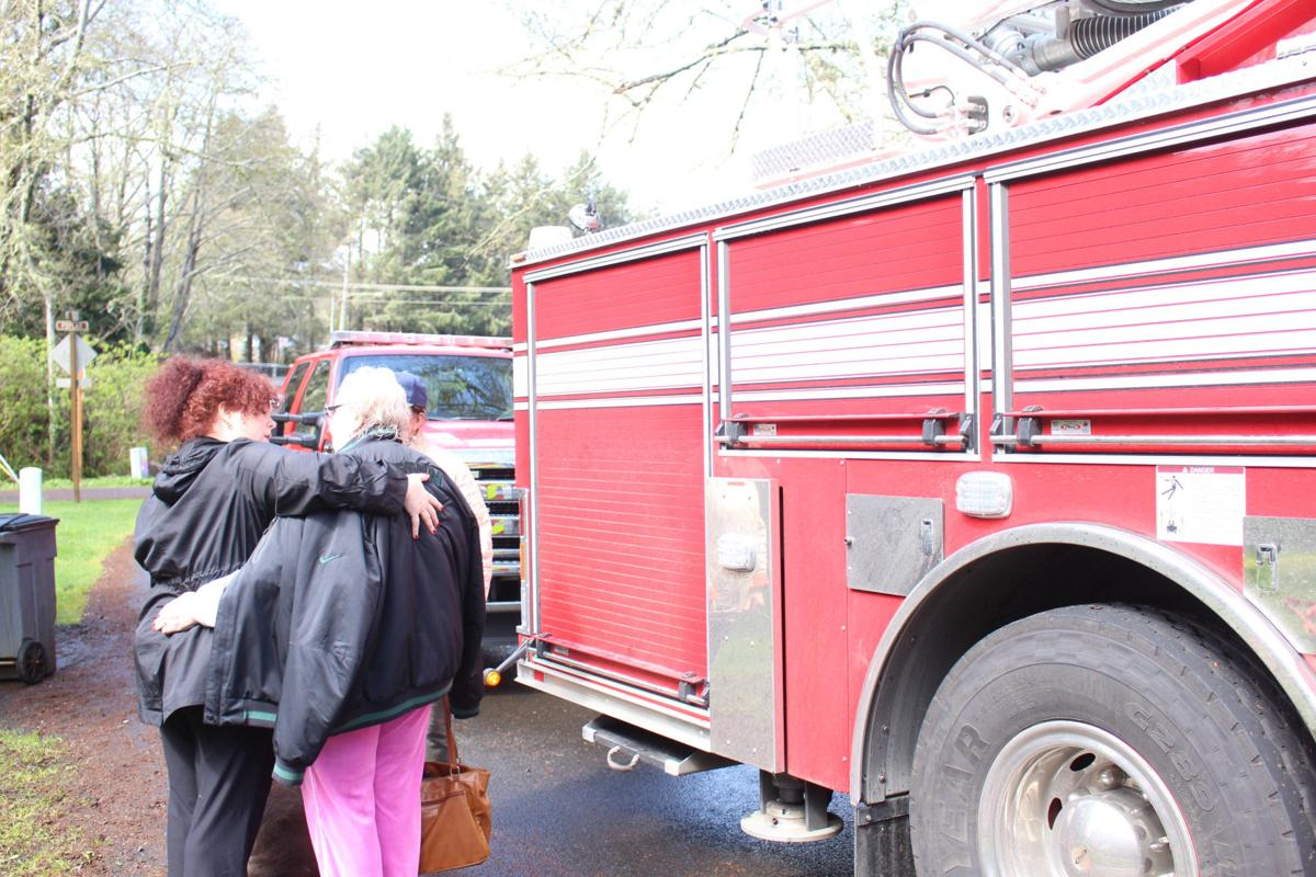 Cannon Beach homeowner 'devastated' by fire