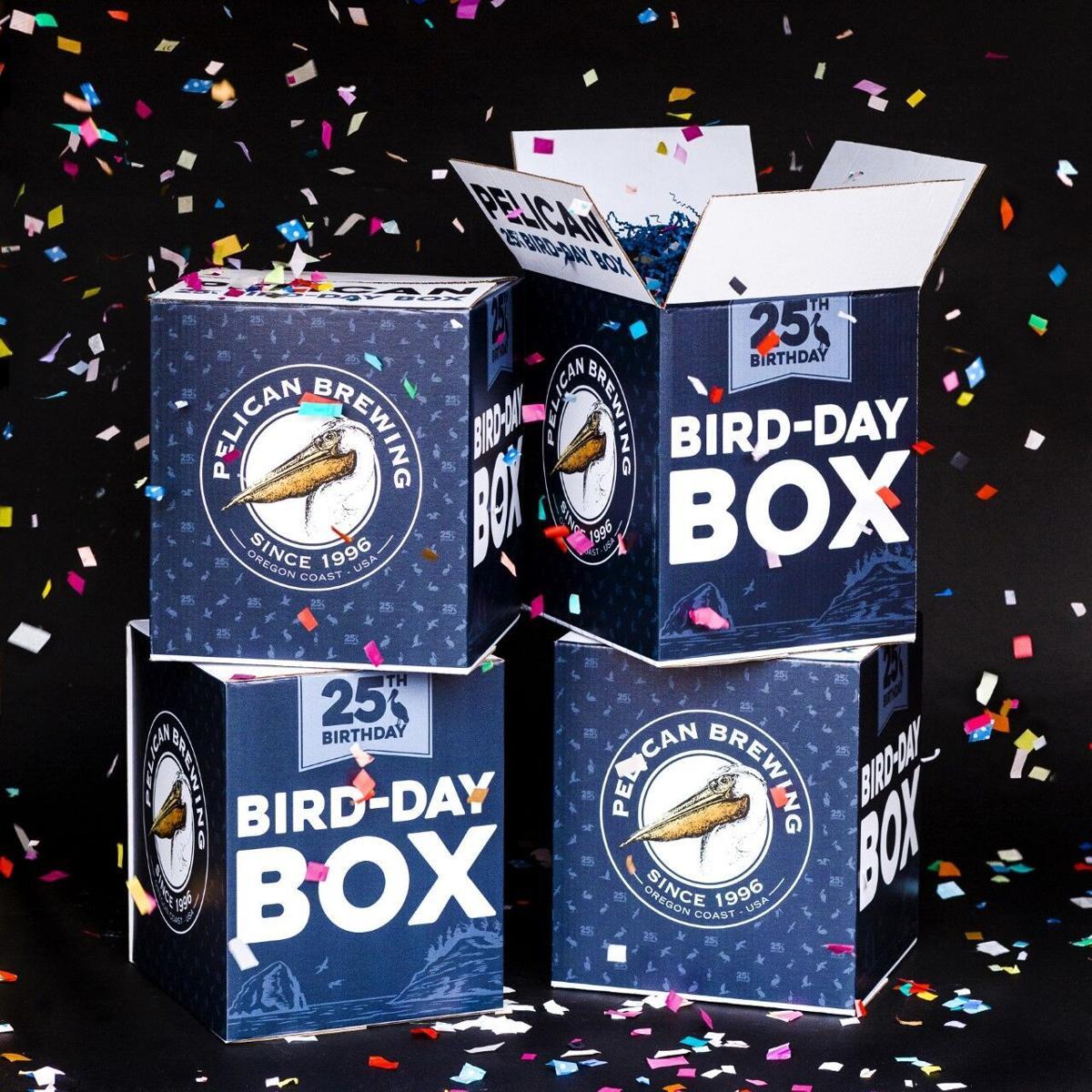 Bird-day box