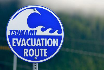 Federal grant helps prepare the coast for a tsunami
