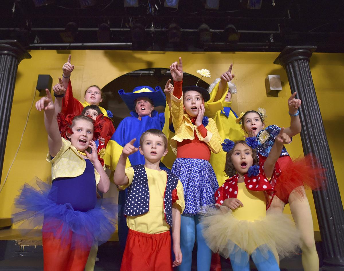 Not in Kansas anymore 'The Wizard of Oz' opens Nov. 16 at the Coaster Theatre