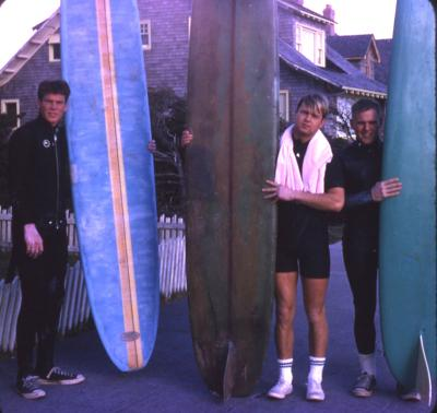Surfing on the North Coast