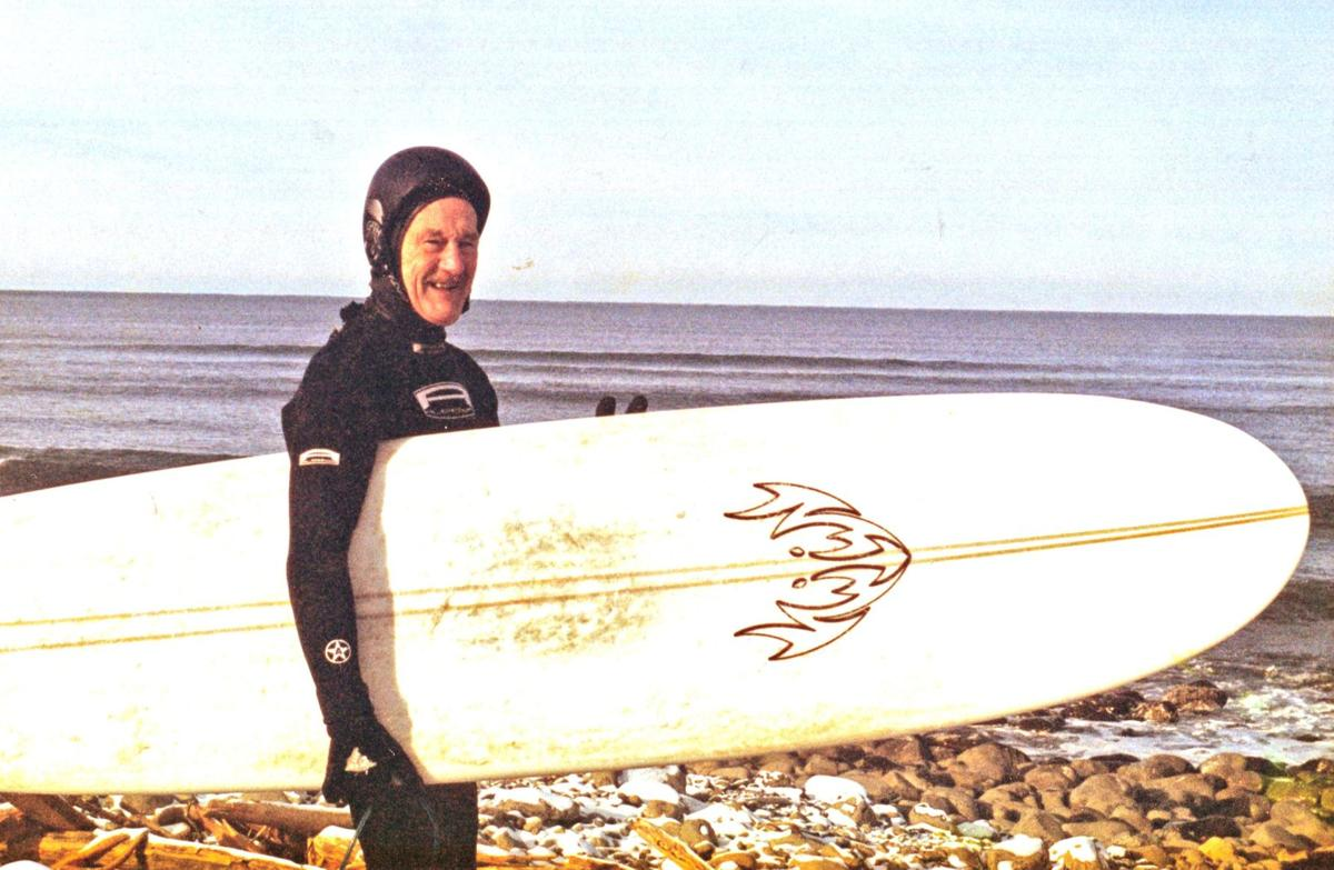 'Paddle Out' celebrates life of longtime Cannon Beach resident