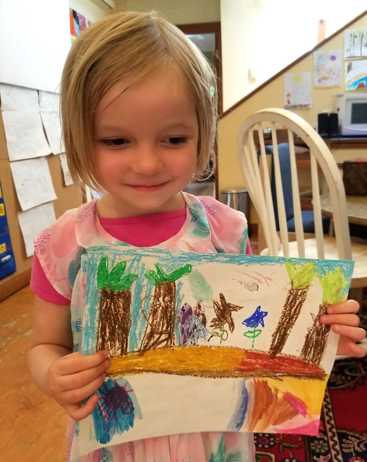 Seeing the Coastal Edge through children's eyes