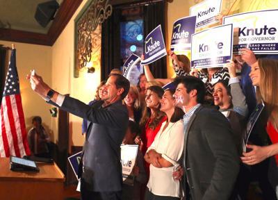 Buehler wins GOP nomination for governor