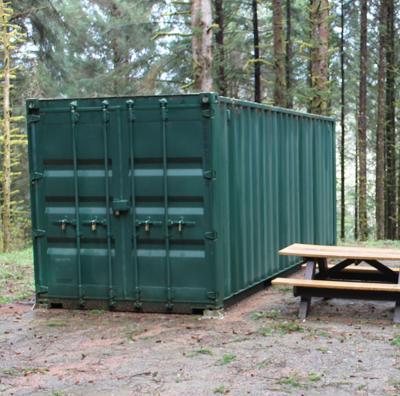 Seismic upgrades on cache sites needed