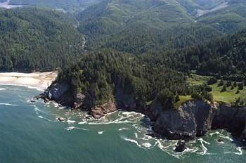 Cape Falcon Marine Reserve