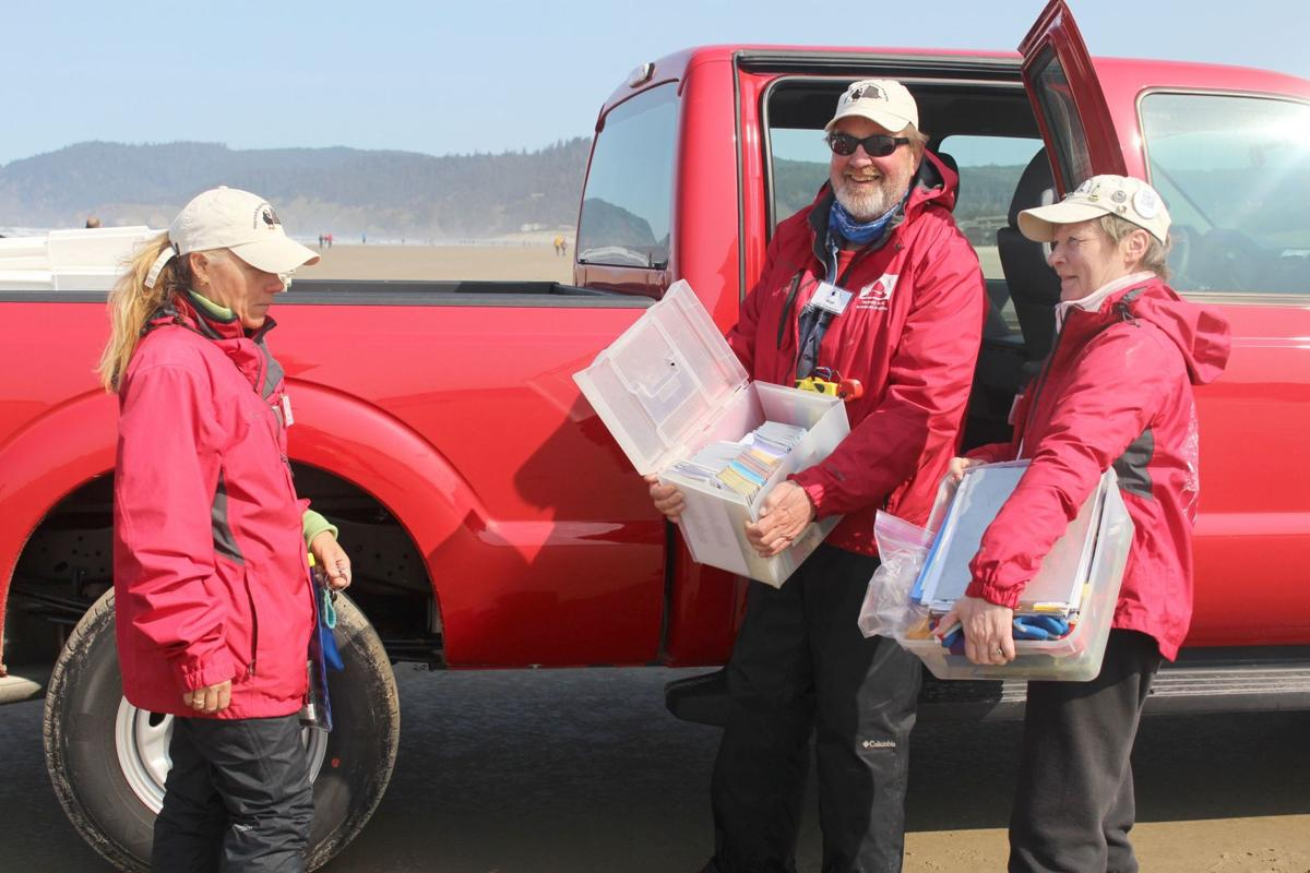 Volunteers wanted for beach program