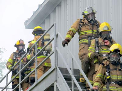 College fire center needs a new brain