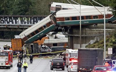 Hearing on train derailment zeroes in on curves