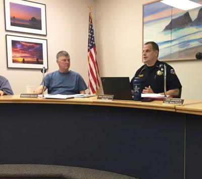 Police chief new interim city manager
