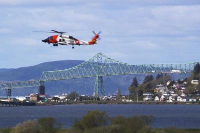 Coast Guard in Astoria