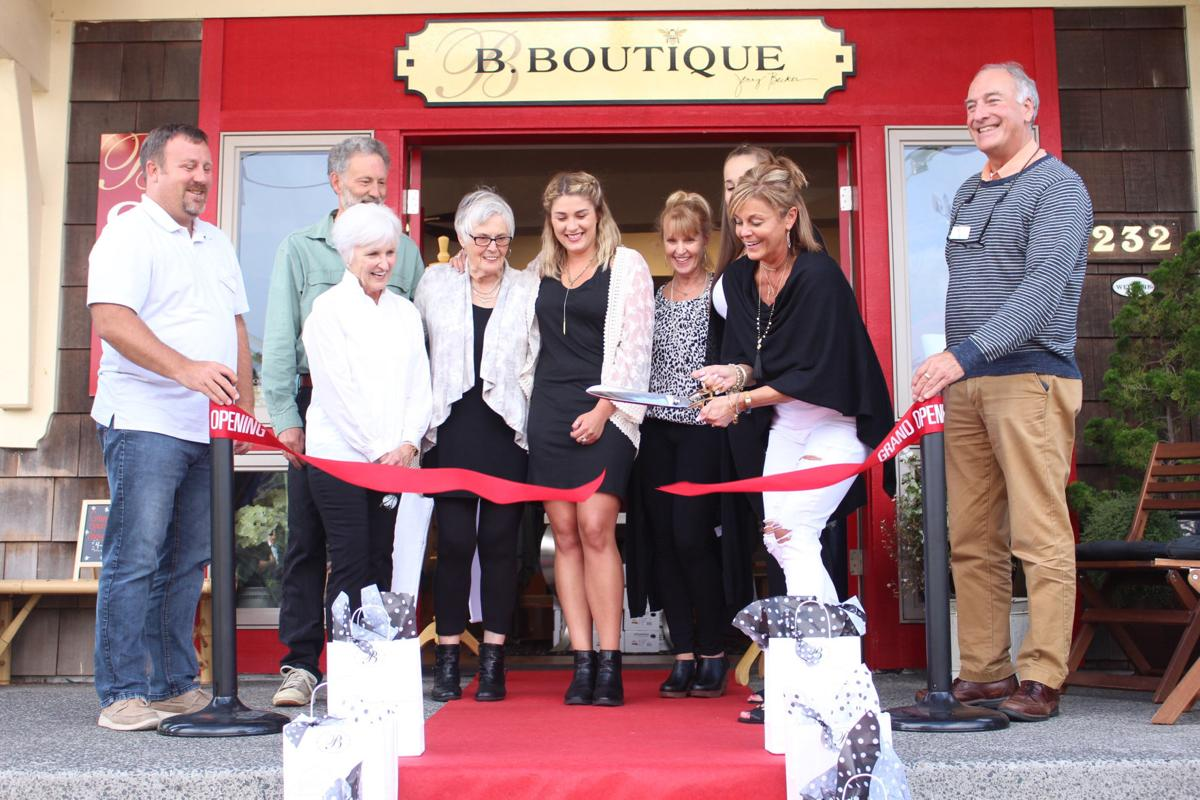 B Boutique opens in Cannon Beach