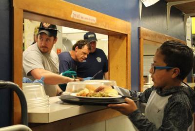 Ham Dinner held Oct. 13 to benefit firefighters