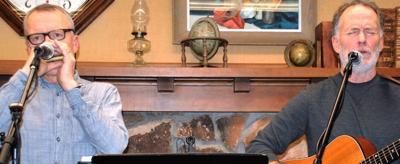Jay Speakman and Jon Broderick